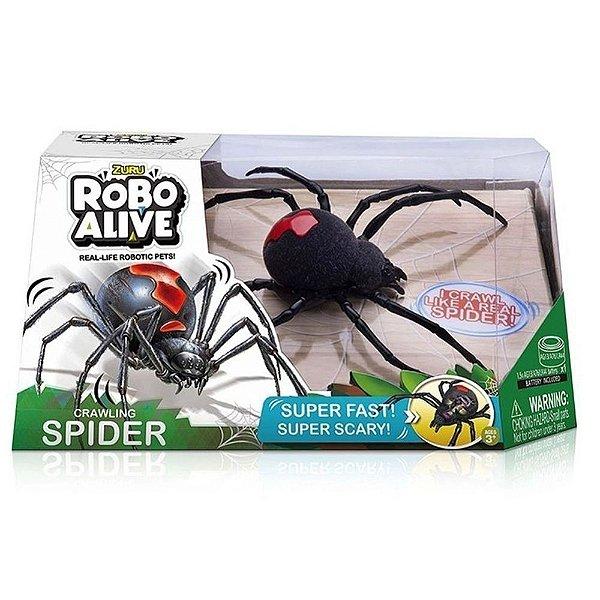 Robo Alive Aranha