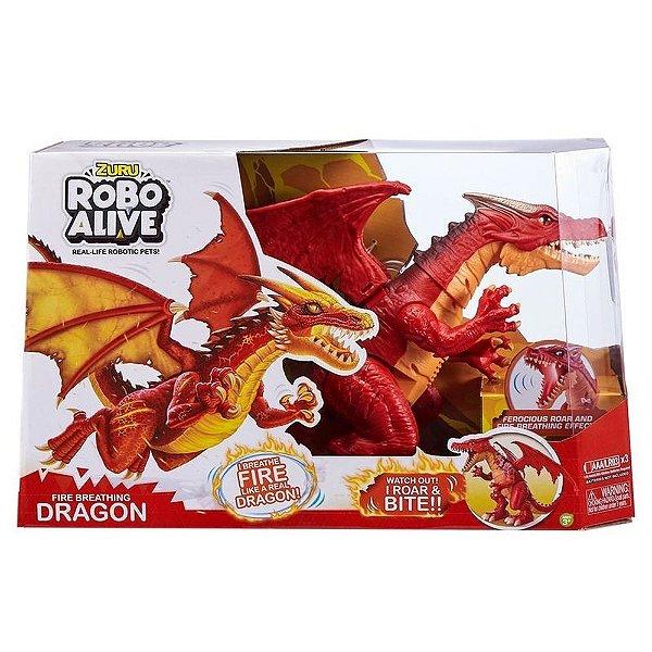 Robo Alive Robotic Dragon
