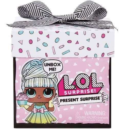 Boneca L.O.L. Surprise Present Surprise sortida