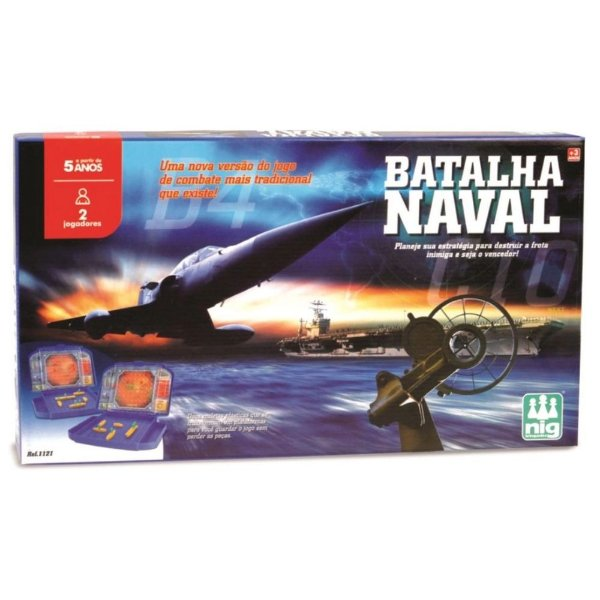 Jogo Batalha Naval