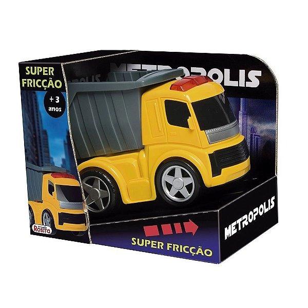 Caminhão Basculante Metropolis