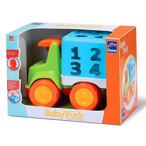Baby Truck Encaixes
