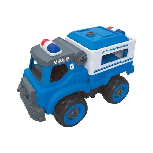 City Machine Caminhão de Transporte Policial