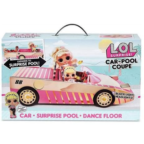 Boneca Lol Car Pool Coupe