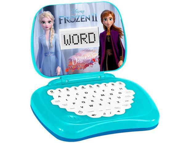 Laptop Frozen Bilingue