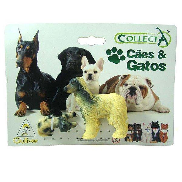 Cartela de miniaturas Cães e Gatos