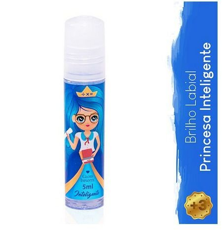 Gloss magia de princesa