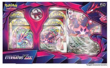 Box Pokémon Eternatus Vmax