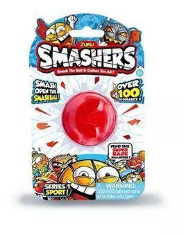 Smashers surpresa colecionaveis