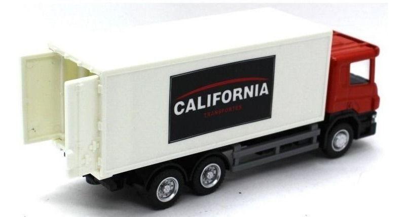 Caminhão California Junior