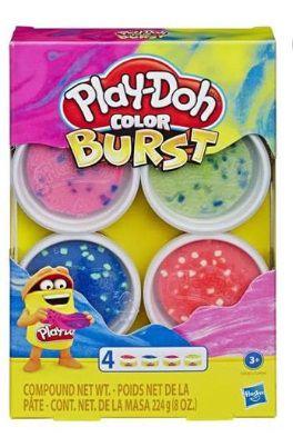 Play doh color burst