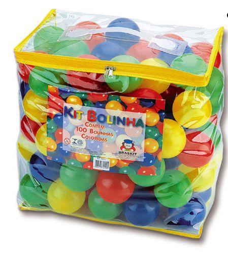 Kit Bolinha com 100 unidades