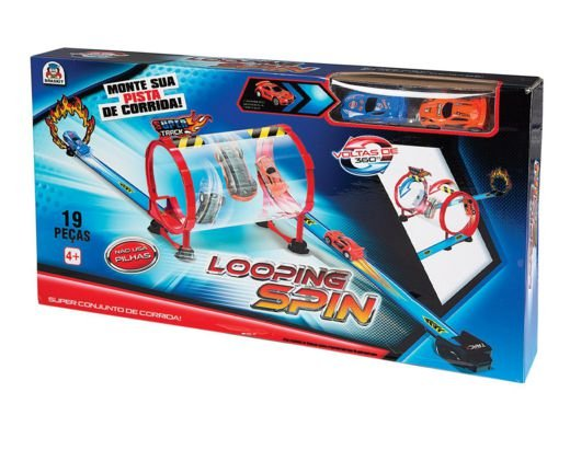 Looping Spin
