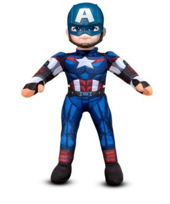 Boneco My Puppet Capitão America