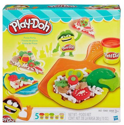 Play Doh Festa da Pizza