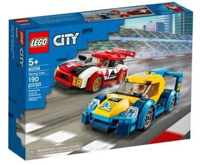 Lego City Carros de Corrida