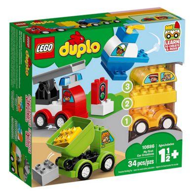 Lego Duplo Minhas Primeiras Criações Veiculo