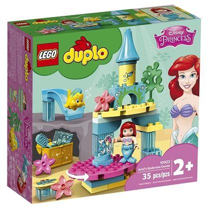Lego Duplo Princess Castelo da Ariel