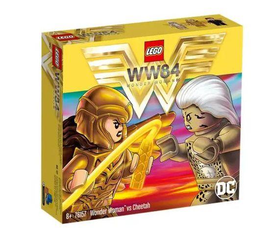Lego Heroes Mulher Maravilha VS Cheerah