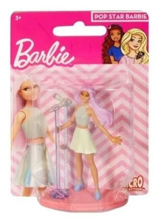 Barbie Mini Figuras