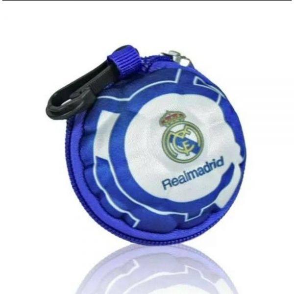 Estojo Escolar Bola Real Madrid