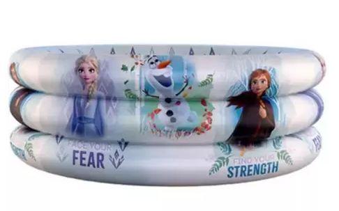 Piscina Frozen 100L 86X20