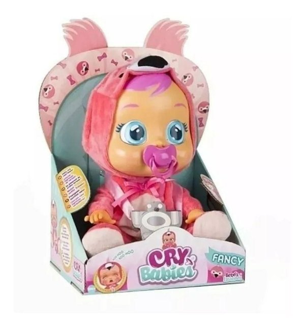 Cry Babies Flamy