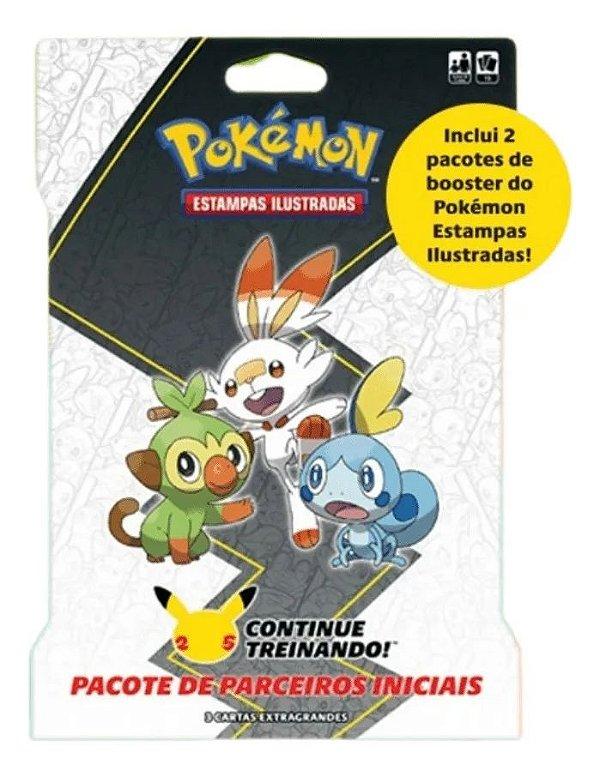 Carta Pokemon Blister Gigante Galar