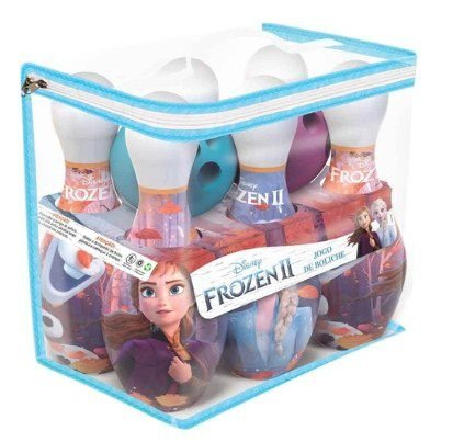 Jogo De Boliche Frozen 2