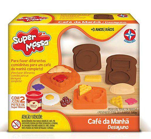 Super Massa Café da Manhã