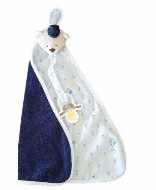 Naninha Blanket  Atoalhado Marinheiro