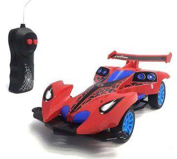 Carro R/C veículo Spider Machine