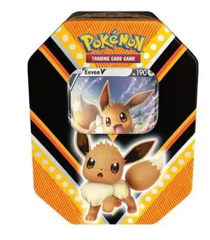 Lata Pokemón Poderes V