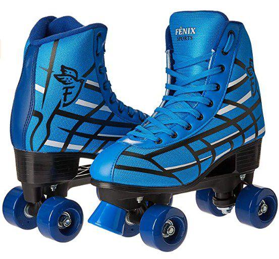 Patins 04 Rodas Roller Skate AZ 38-39