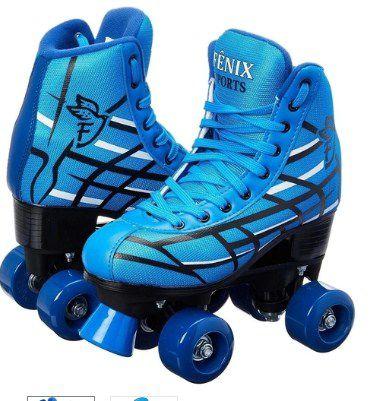 Patins 04 Rodas Roller Skate AZ 34-35