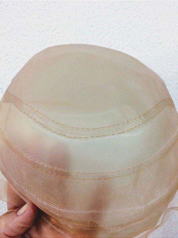cap lace e silicone para  CONFECÇÃO DE PRÓTESE CAPILAR