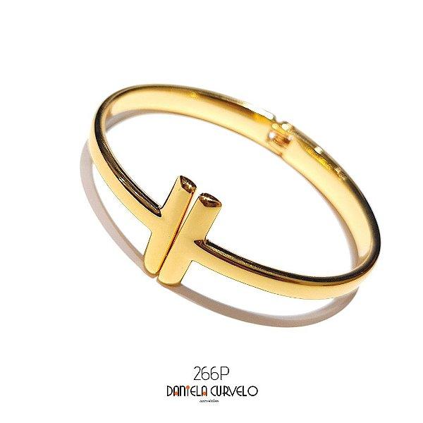 Bracelete Dourado - PS266DR