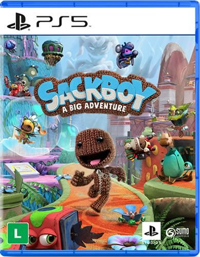 Game Sackboy A Big Adventure - PS5
