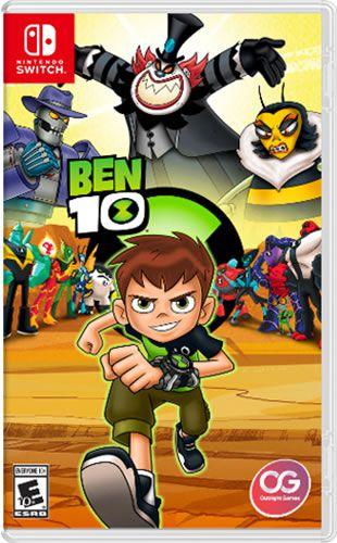 Game Ben 10 - Switch