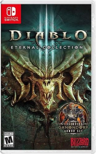 Game Diablo III Eternal Collection - Switch