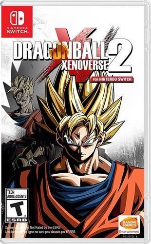 Game Dragon Ball Xenoverse 2 - Switch