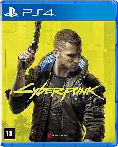 Game Cyberpunk 2077 - PS4 [Pré-venda]
