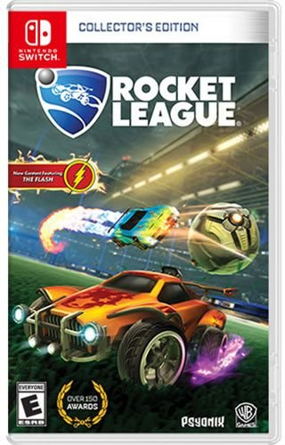 Game Rocket League Collectors Edition - Switch