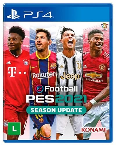 Game E-Football PES 2021 Season Update - PS4