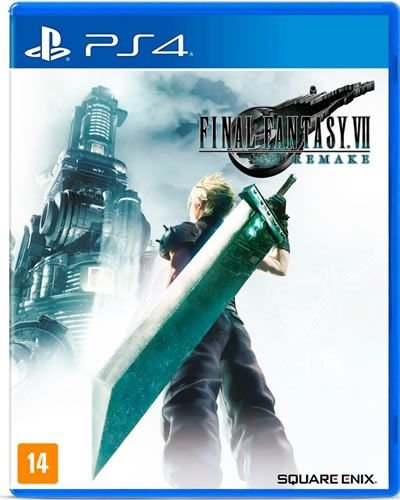 Game Final Fantasy VII Remake Steelbook Edition - PS4