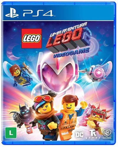 Game Lego Movie 2 Uma Aventura - PS4