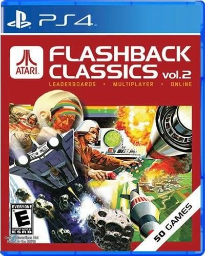 Game Atari Flashback Classics 2 - PS4