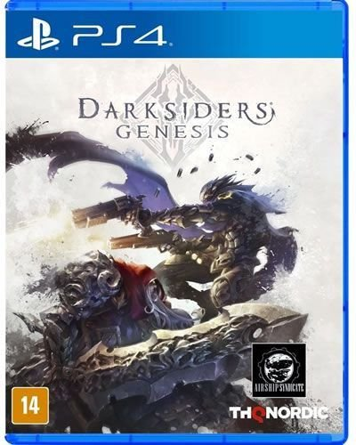 Game Darksiders Genesis - PS4