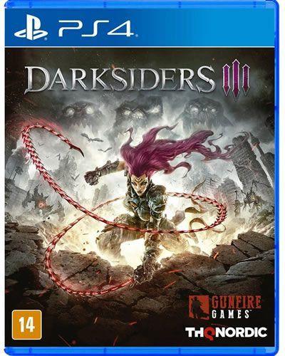 Game Darksiders III - PS4