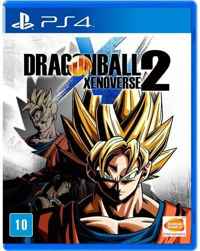 Game Dragon Ball Xenoverse 2 - PS4
